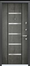 Дверь Torex Super Omega-10 Черный шелк RP4 Дуб пепельный RS1