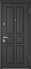 Дверь Torex Super Omega-10 Черный шелк VDM1 Дуб бежевый RS13