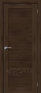 Дверь el'Porta Легно 21 Dark Oak экошпон