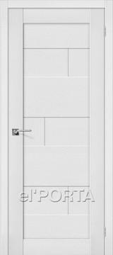 Дверь el'Porta Легно 38 Virgin экошпон