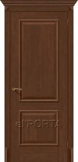 Дверь el'Porta Классико 12 Brown Oak еврошпон