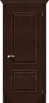 Дверь el'Porta Классико 12 Antique Oak экошпон