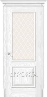 Дверь el'Porta Классико 13 Silver Ash экошпон