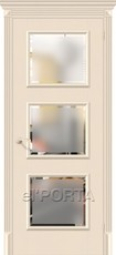 Дверь el'Porta Классико 17.3 Ivory экошпон
