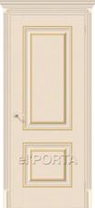 Дверь el'Porta Классико 32G-27 Ivory экошпон