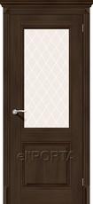 Дверь el'Porta Классико 33 Dark Oak экошпон