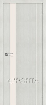 Дверь el'Porta Порта X 11 Bianco Veralinga экошпон