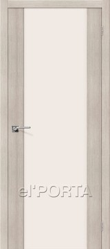 Дверь el'Porta Порта X 13 Cappuccino Veralinga экошпон