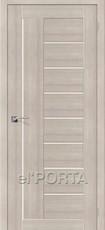 Дверь el'Porta Порта X 29 Cappuccino Veralinga экошпон