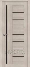 Дверь el'Porta Порта X 29 BS Cappuccino Veralinga экошпон