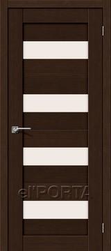 Дверь el'Porta Порта X 23 Wenge 3D-Graf