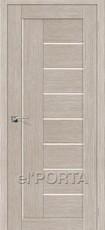 Дверь el'Porta Порта X 29 Cappuccino 3D-Graf