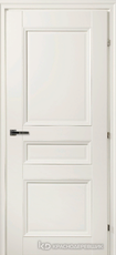 Дверь Краснодеревщик 33 43Ф с фурнитурой, Белый CPL